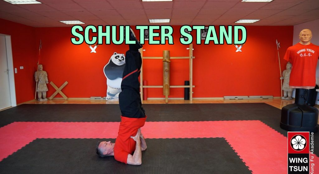 #71 – Yoga Schulterstand