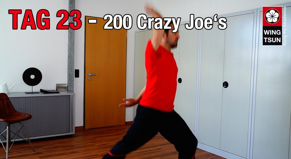 Tag 23 – 200 Crazy Joes