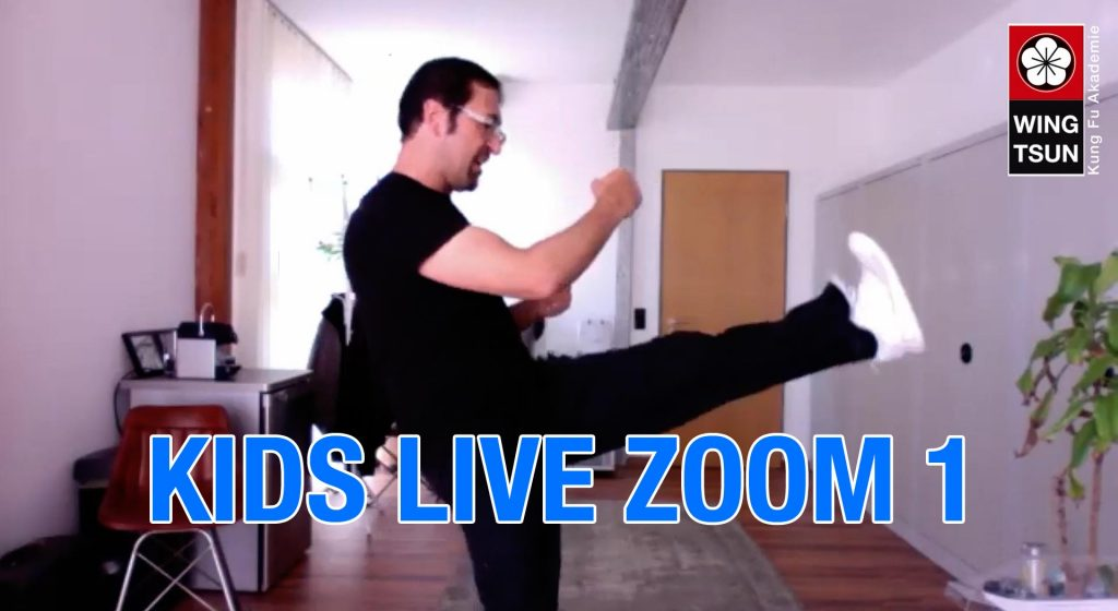 Live Training Zoom Kids 1