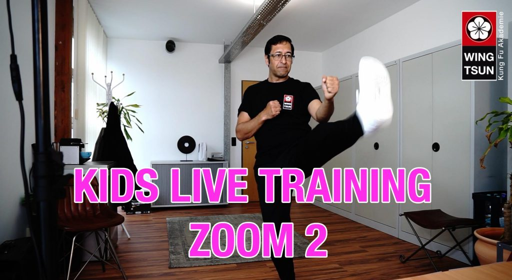Zoom Live Training für KIDS Nr. 2