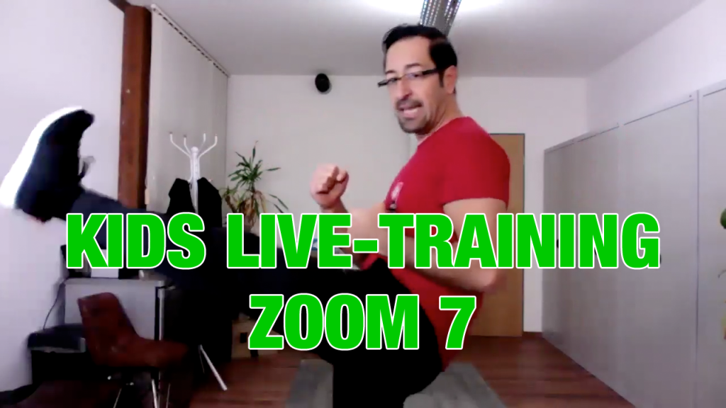Zoom Live Training KIDS Nr. 7