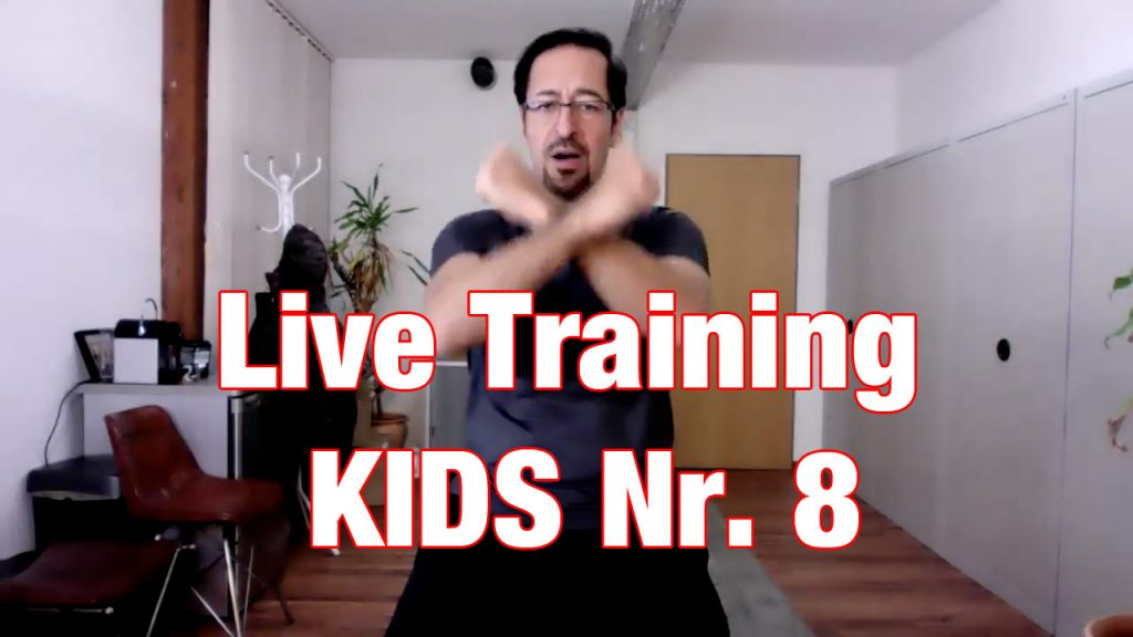 Zoom Live Training KIDS Nr. 8