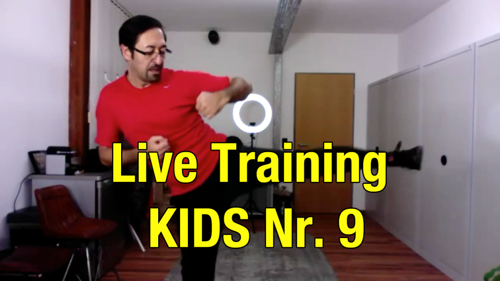 Zoom Live Training KIDS Nr. 9