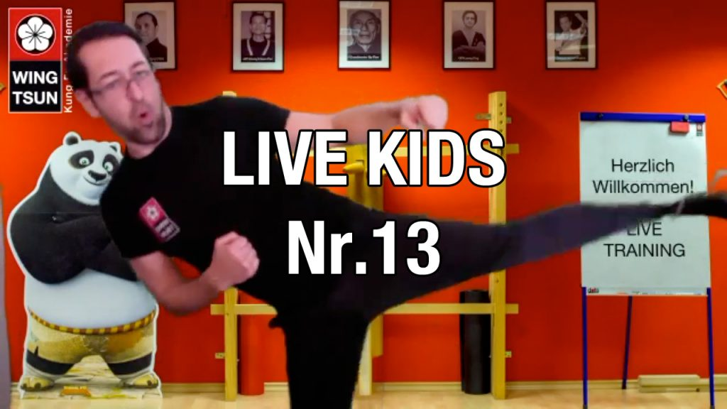 Zoom Live Training KIDS Nr. 13