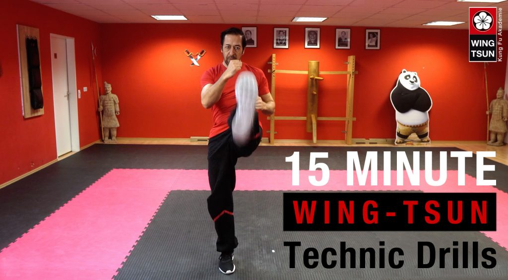 15 Minuten Technik Workouts