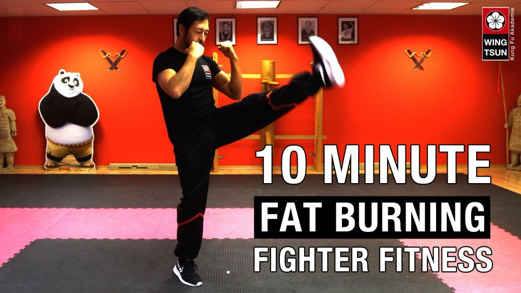 10 Minuten Fighter Fitness